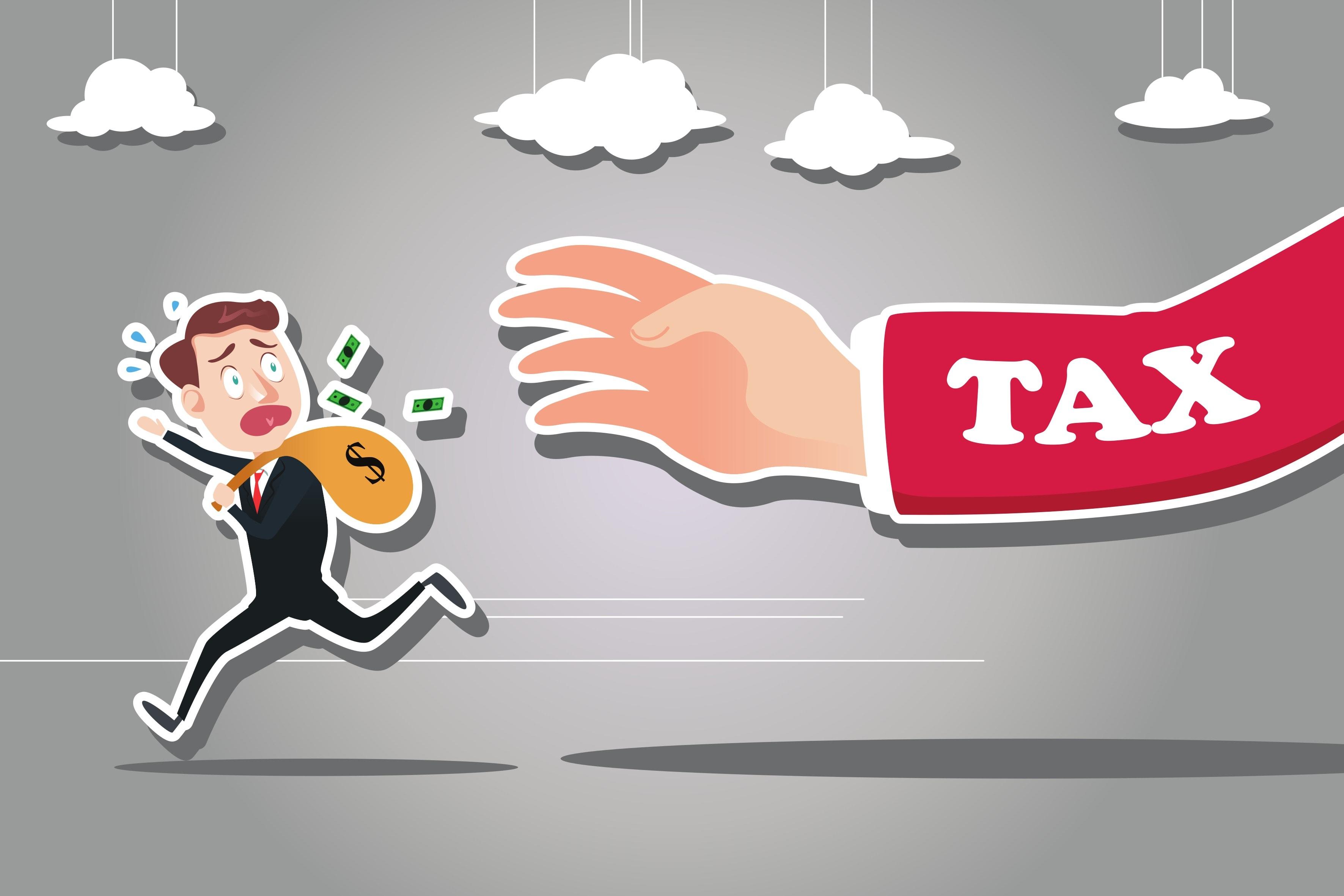 株取引で儲けた税金はいくら?